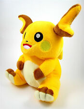 "Nintendo Pokemon Center Go Plush Toy Raichu Collectible Stuffed Animal Doll 7"""