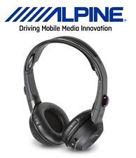 ALPINE SHS-N207 WIRELESS HEADPHONE TME PKG MONITORS, NEW, WARRANTY, BEST PRICE