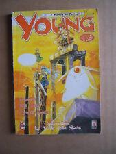 YOUNG Il Mensile del Fumetto vol.21 Edizione Star Comics   [G371F]
