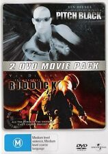 Chronicles of Riddick / Pitch Black : NEW DVD