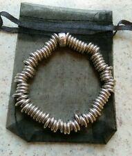 Genuine Links of London fully hallmarked sterling 925 sweetie charm bracelet