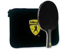 Table Tennis Paddle Bat Ping Pong Racket Sports Tournament Play Racket Bat Case