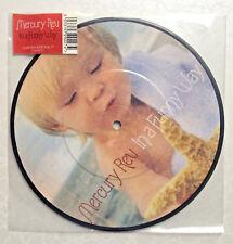 MERCURY REV - IN A FUNNY WAY * 7 INCH PIC DISC VINYL * MINT LTD * FREE P&P UK *