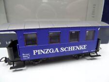 """Liliput L370550  - HOe - ÖBB - Pinzgauerbahn """"PINZGA SCHENKE"""" Epoche V BARWAGEN"""