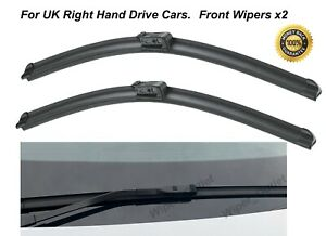 """For Audi A3 2012-2020 Brand New Front Windscreen Wiper Blades 26""""18"""""""