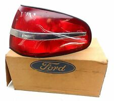 New OEM 1995-1997 Lincoln Continental Right Tail Light Taillamp Taillight