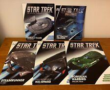 Eaglemoss Star Trek Magazine Bundle