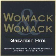 Womack & Womack - Greatest Hits [New CD] UK - Import