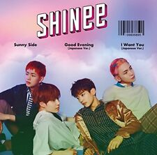 New SHINee Sunny Side Normal edition CD Photobooklet Japan UPCH-80500