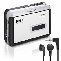 Sound Around Pyle 2-in-1 Cassette-to-MP3 Converter Recorder and USB Walkman