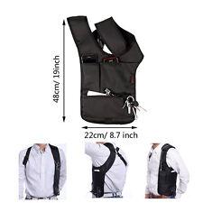 Unisex Anti Theft Hidden Travel Passport Phone Tactical Bag Shoulder Armpit