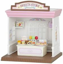 Sylvanian Families Sweets Store Included are over 25 pieces