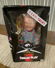 Mezco Mega Scale Child's Play 2 Talking Menacing Chucky - Read description