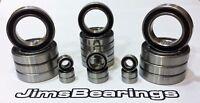 Traxxas 1/10 Summit rubber sealed bearing kit (45pcs) Jims Bearings