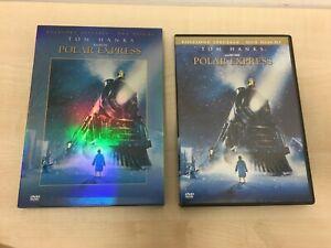 DVD POLAR EXPRESS 2 DISCHI EDIZIONE SPECIALE TOM HANKS Come Nuovo (R)