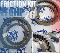 FRICTION MODULE,FRICTION KIT,FRICTION SET,6HP26 ,6HP28,2002+,ZF GEARBOX