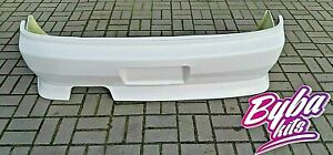 Dmax Style Rear Bumper fit to Nissan 200sx S14a D max