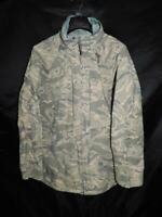 USAF M All Purpose Environmental Camo Parka Camouflage Rain Coat Military Jacket