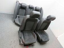VW Passat 3G B8 Limousine Sitze vorne Ledersitze Alcantara schwarz Ergo Comfort
