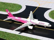 "Gemini Jets 1:400 Delta 757-200 N610DL ""Pink Breast Cancer Awareness livery"""