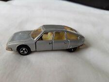 MAJORETTE N. 265 CITROEN CX ARGENTO France 1/60 modello di auto giocattolo auto RARO