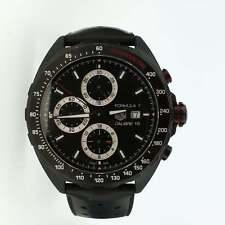 TAG Heuer Titanium Case Wristwatches