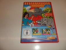 DVD  Benjamin Blümchen - Als Babysitter / Verliebt sich