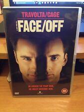 Face/Off 1997 DVD