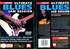Lick Library - Ultimate Blues Jam Session Vol.1