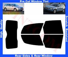 Pre Cut Window Tint Volvo V50 5D 2004-2011 Rear Window & Rear Sides Any Shade
