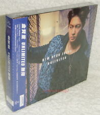 SS501 Kim Hyun Joong unlimited 2012 Taiwan CD+DVD Ltd Ver. B (Hyung)