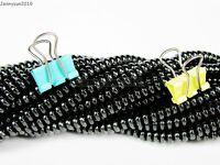 AAA Healing Natural MAGNETIC Hematite Gemstone Rondelle Beads 16'' 4mm 6mm 8mm