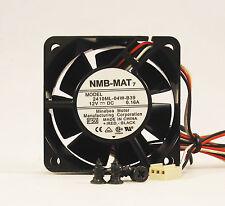 60mm 25mm New Case Fan 12V PC 19CFM Ball Brg 3pin CPU Computer Cooling 300*