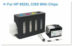 CISS with ARC Chip For HP952/952X HP Officejet Pro 7740 8210 8216 8702 8710 8720