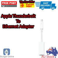 Genuine Apple Thunderbolt 2 to Gigabit Ethernet Network RJ45 Adapter MD463ZMA