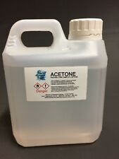 PURE Acetone 5 litre 5000ml 99.8% Sent Next Day Courier - Get it Quick
