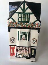 Vintage Hazle Boyles Ceramics A Nation Of Shopkeepers Family Bakery England