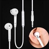 2pc 3.5mm In-Ear Headset Headphone Earbud Earphone Remote Mic For Apple iPhone G
