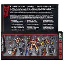 Transformers PLANET OF JUNK WRECK-GAR HOT ROD JUNKION SCRAPHEAP Cadeau Jouet