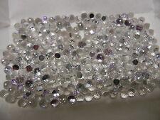 36 swarovski crystal 3/4 flatback disco balls,6mm vitrail light Z #4861