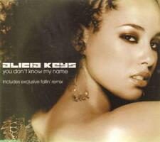 Alicia Keys(CD Single)You Don't Know My Name CD1-New