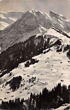 Switzerland Adelboden - Hoechst-Abfahrt, Ski, Wildstrubel - Fizer
