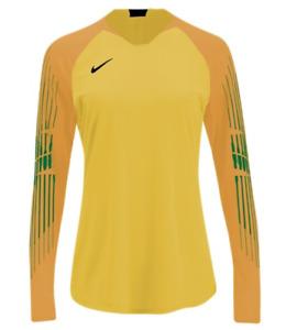 NWT Nike Women's Gardien II Long Sleeve Goalkeeper Jersey XL $80 USA Goalie