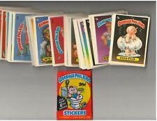 1986 Garbage pail  kids series 6 88 card set