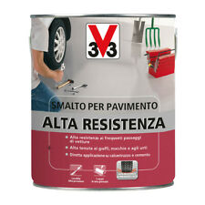 Smalto vernice per pavimento calcestruzzo alta resistenza V33