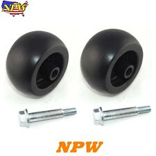 (2) 15172 Rotary Deck Wheels Compatible With Bad Boy 018-0010-00, 022-1000-00