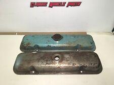 Pontiac GTO Firebird Trans Am 400 455 SD Factory Dripper Valve Covers HO #2