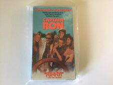 CAPTAIN RON (VHS, 1993) KURT RUSSELL, MARTIN SHORT, MARY KAY PLACE - Comedy