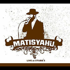 Live at Stubb's [Digipak] by Matisyahu (CD, Aug-2005, Epic)
