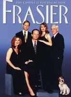 Frasier: The Complete Fourth Season [New DVD] Full Frame, Digipack Packaging